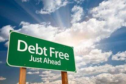 Become debt free and borrow money – Debt consolidation